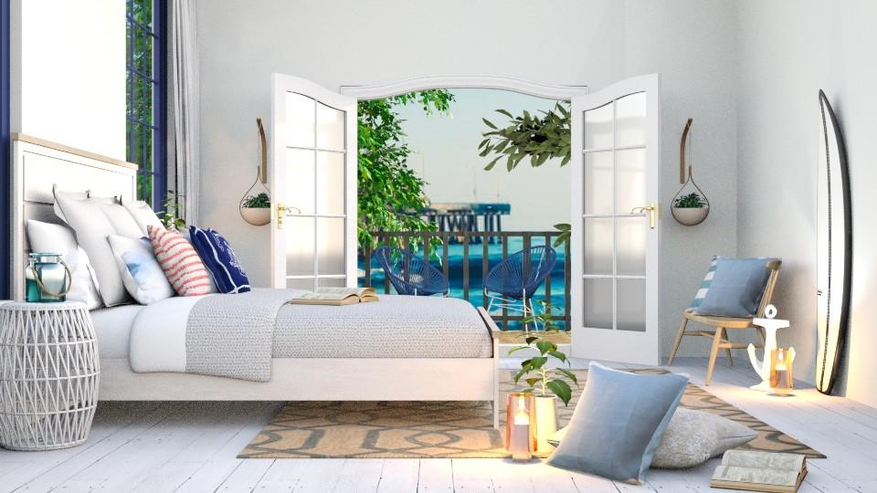 nautical  - Bedroom - by TamarK