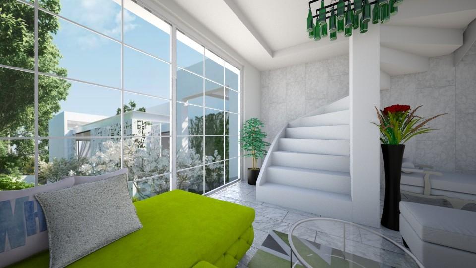 tanja - Living room - by TanjaS