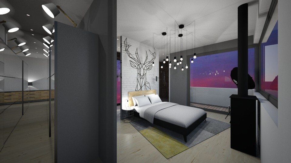 MC520 Bedroom - by Shuu Dark