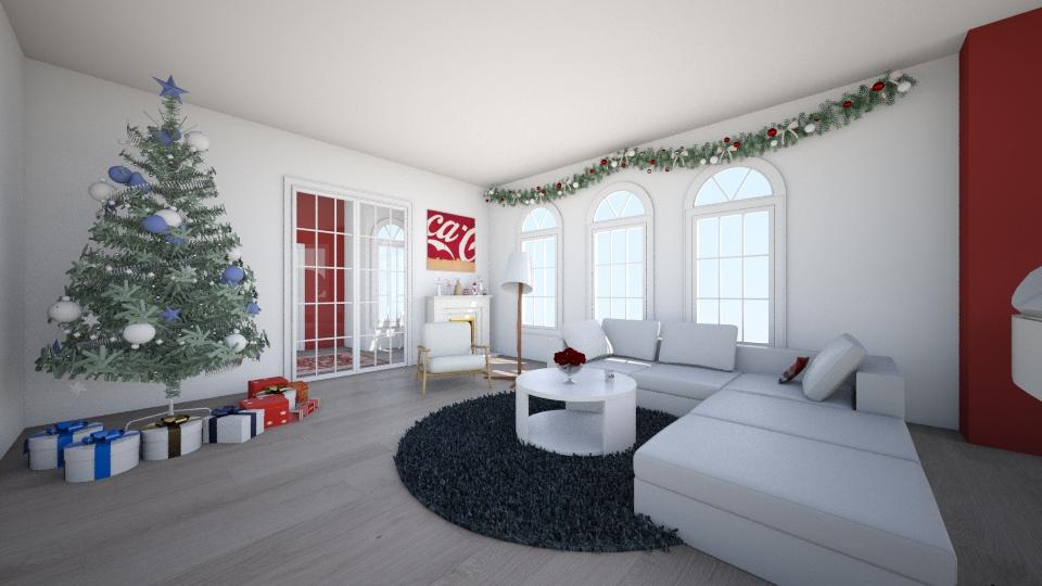 Christmas - Minimal - by Petracelic