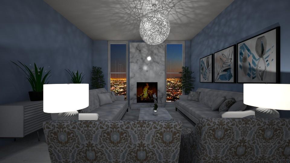 room 304 - Modern - Living room - by marisanolan33