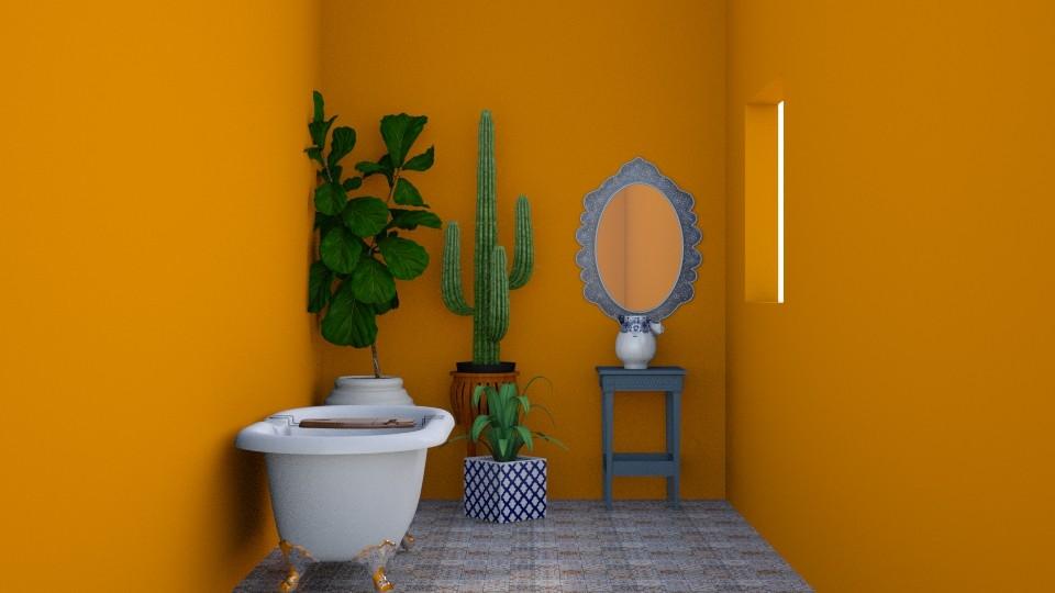 bathroom 2 - Bathroom - by REGINA100