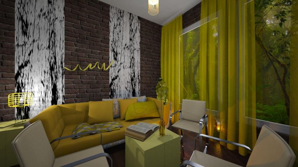 yellow - by ilcsi1860