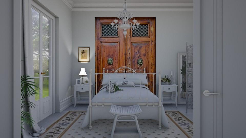 white dream - by barnigondi