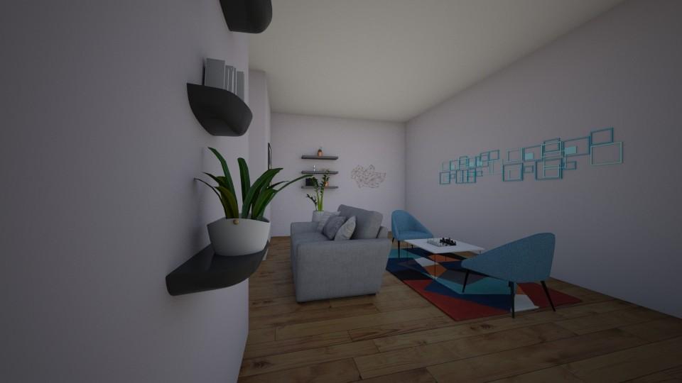 living space - by Moriya