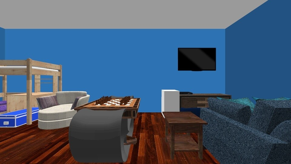 MY DREAM ROOM - Bedroom - by Mercardo
