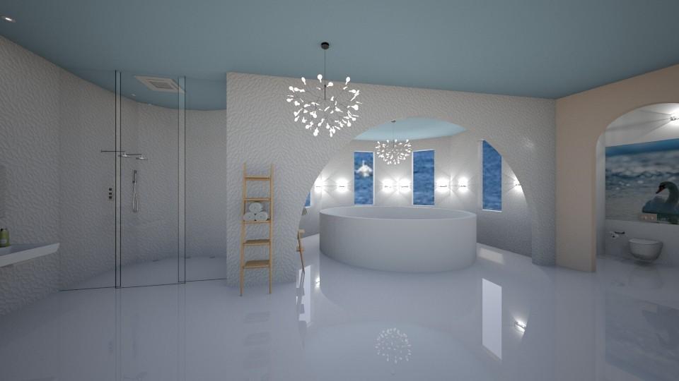 swan - Bathroom - by Phospective
