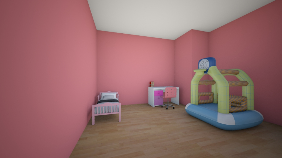 Madelines room - Kids room - by Emma and Hannah2