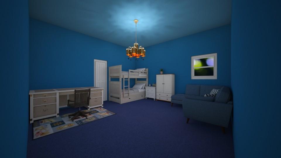 Room de bed of magnifique - by sstringham30280