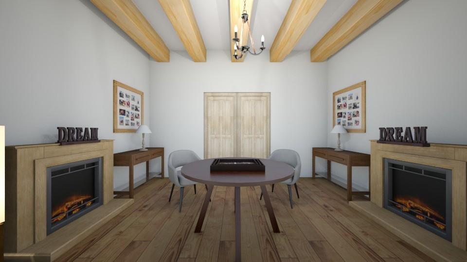 Wood Love - Modern - Living room - by hdricci01123890