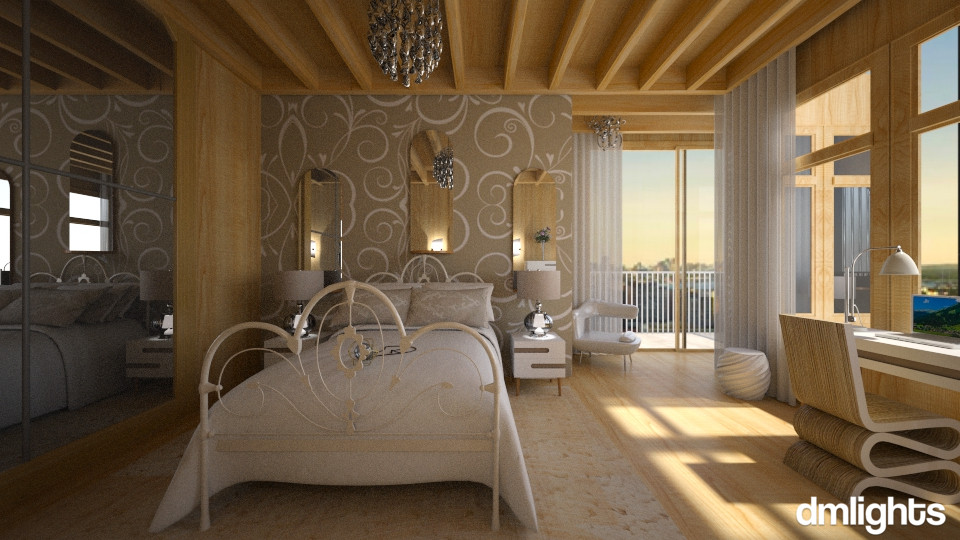 Sol - Bedroom - by DMLights-user-994540