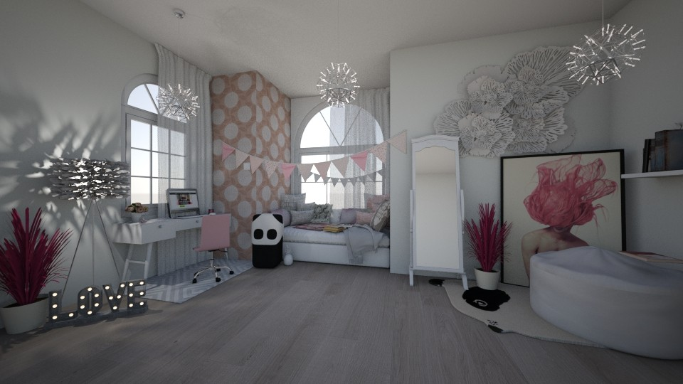 MY DREAM ROOM - Modern - Bedroom - by sillvie