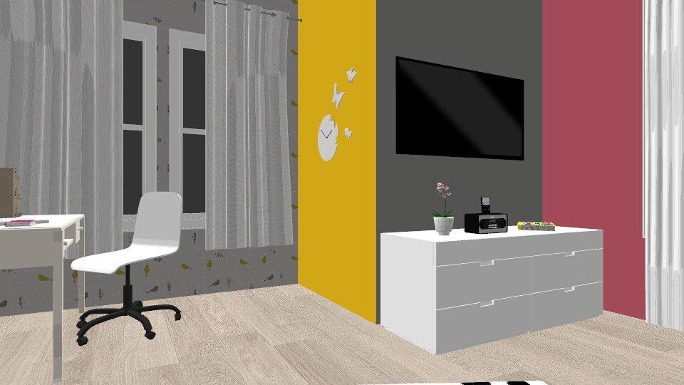 My room Magda Timm - Bedroom - by xmadzialenax