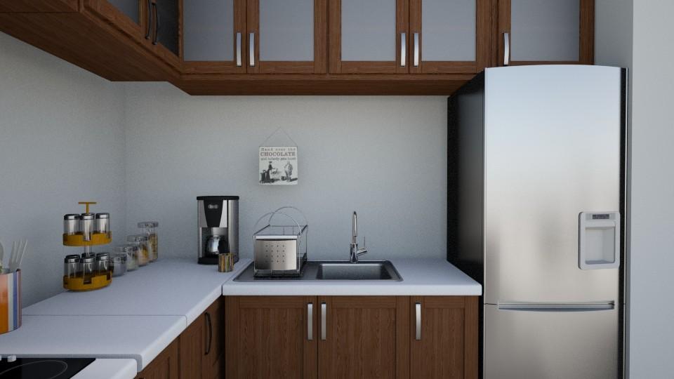 Family House Boys Barn Kitchen - Kitchen - by d4so9h
