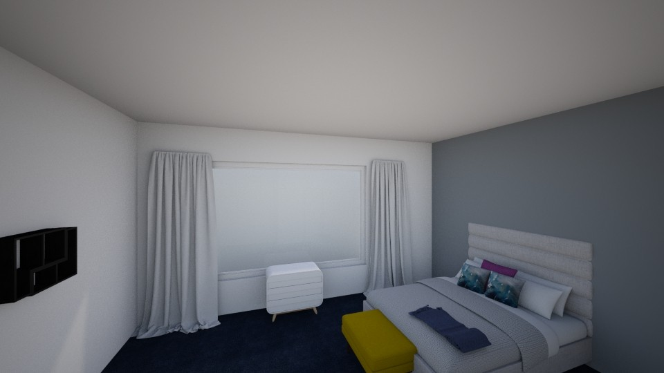 Nasi bedroom - by Muzzibaby
