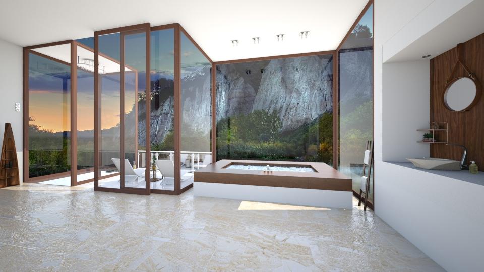 Minimal 3 - Minimal - Bathroom - by Tuubz