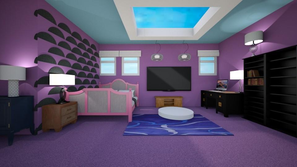 15 yr girl room - by Troy99