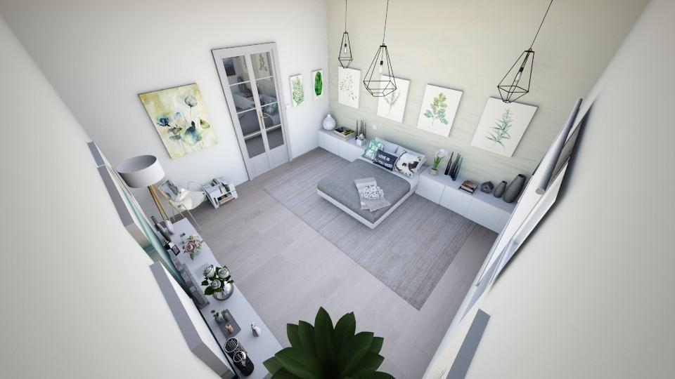 Bedroom - Modern - Bedroom - by AnaCatarina