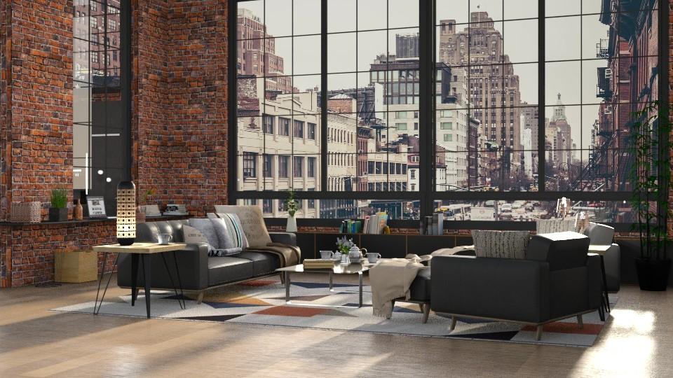Vivande - Rustic - Living room - by Lifandus