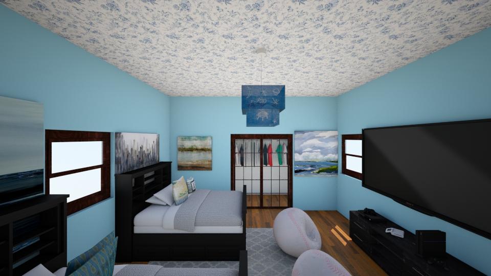 Normal Twin bedroom - by diorrnicholson812