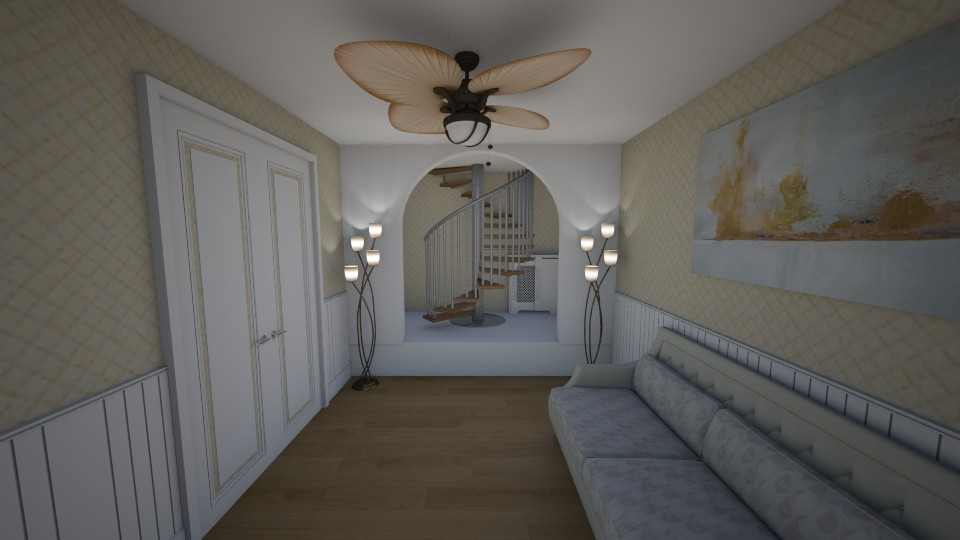 Hallway - by elle rose