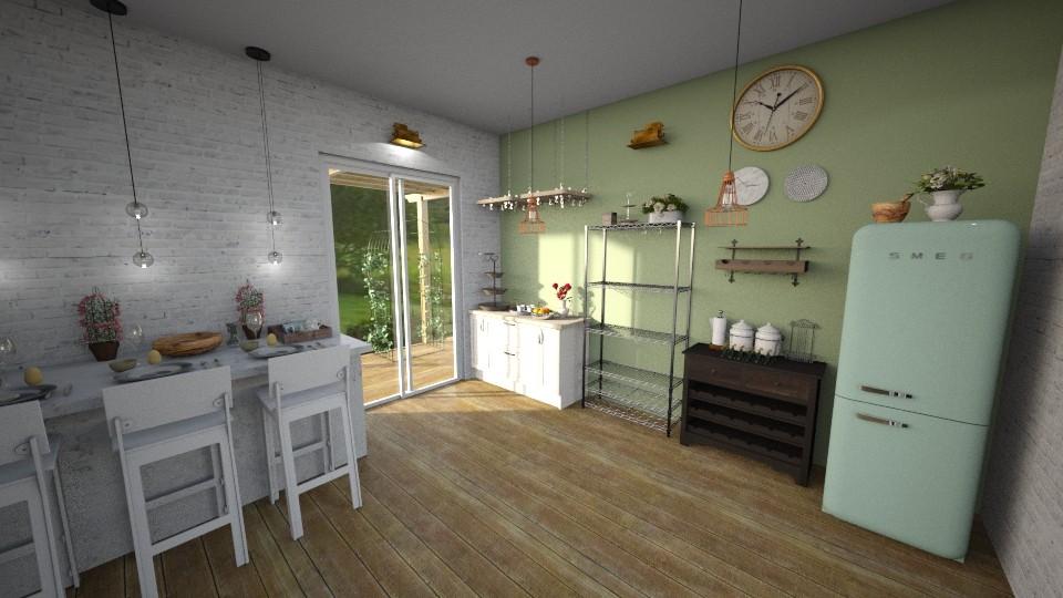 kitchen  - by belavgeny