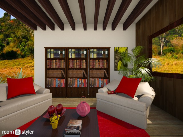 Dsgn free - Living room - by Mi Hipolito
