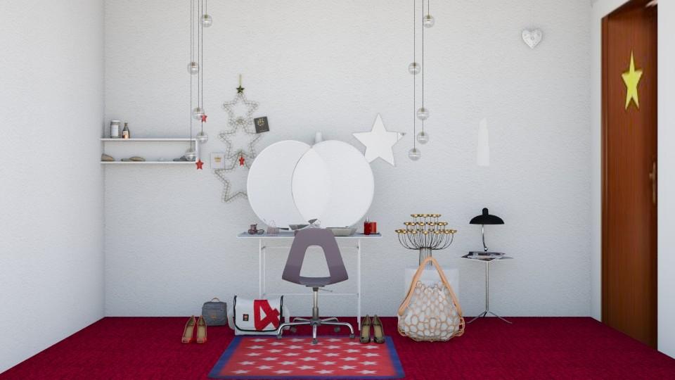 Movie Star - Modern - Office - by InteriorDesigner111