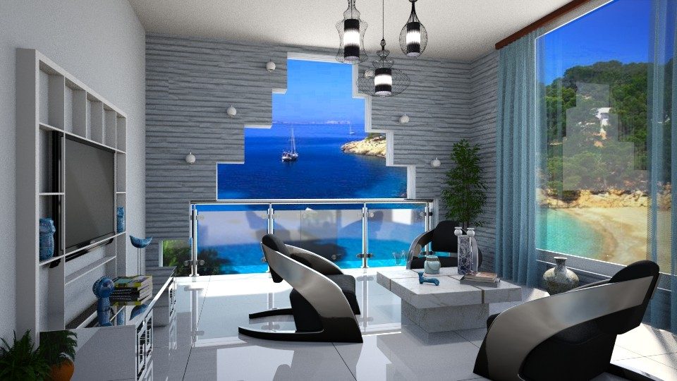 seafront room - by ilcsi1860