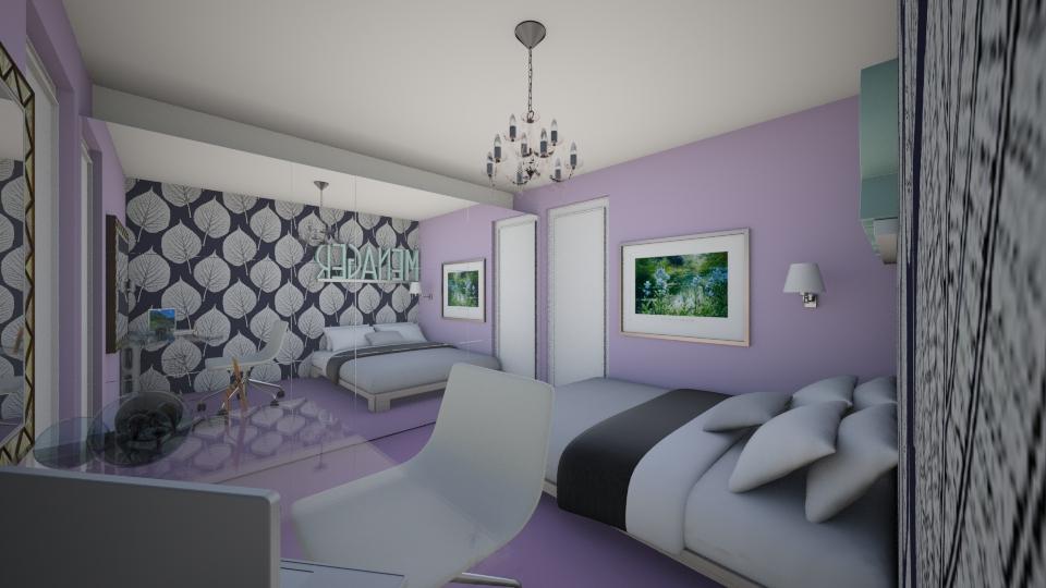 Ana - Bedroom - by Ankica99M