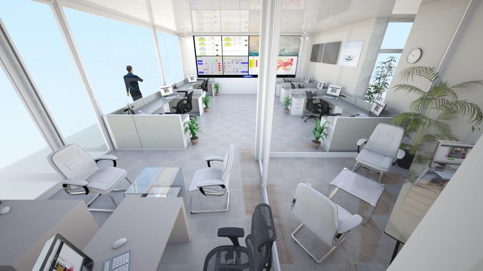 2 - Office - by ubaidrh