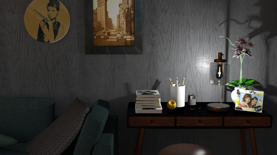 Lonely light - by Inokentijroom