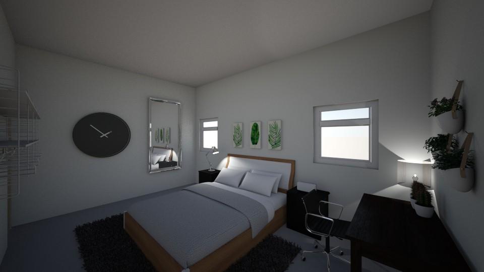 my room london - Modern - Bedroom - by amitmeltzer12