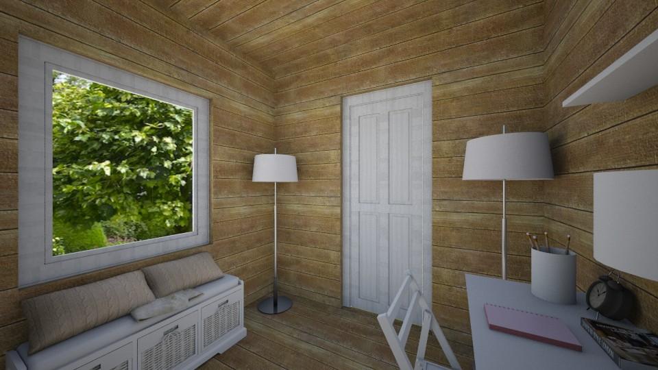 My corner - Office - by moosierawwr