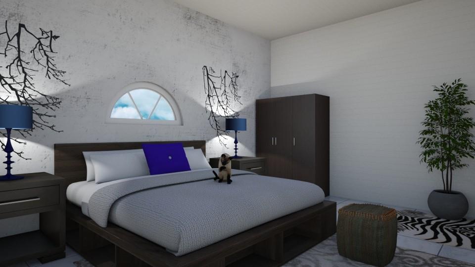 men bedroom - Bedroom - by sirtsu