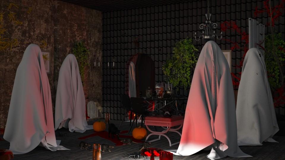 Halloween - by jasmin_jasmin