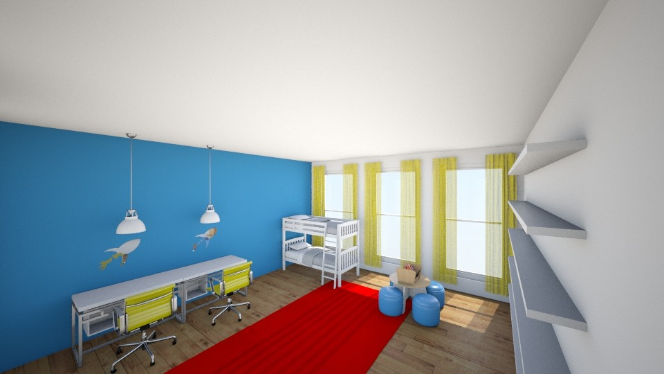 Primary Play Room - Kids room - by jmeyer2x4