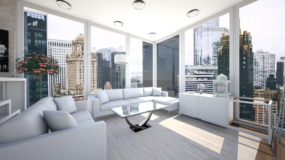 Modern Living room  - Modern - Living room - by florci_02