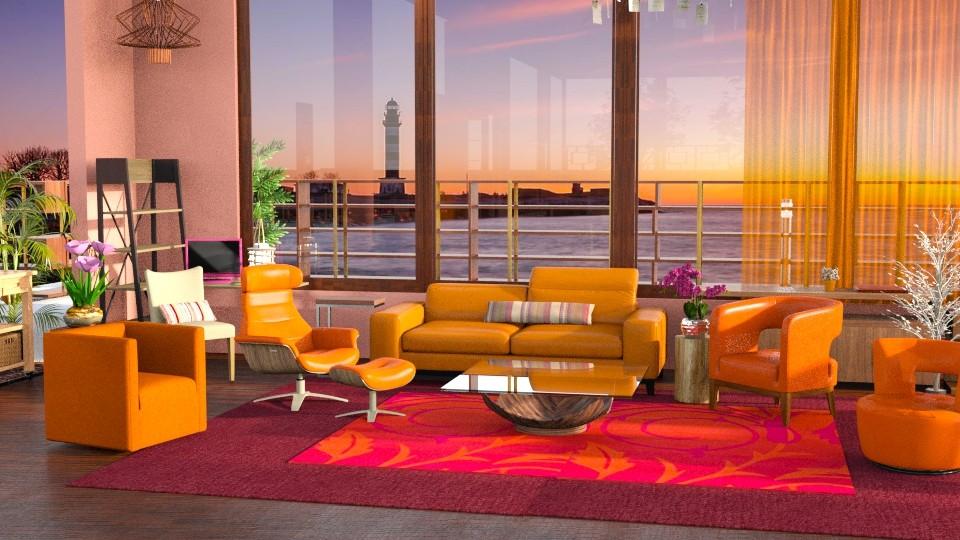 Jaya Revolve2 - Living room - by anchajaya