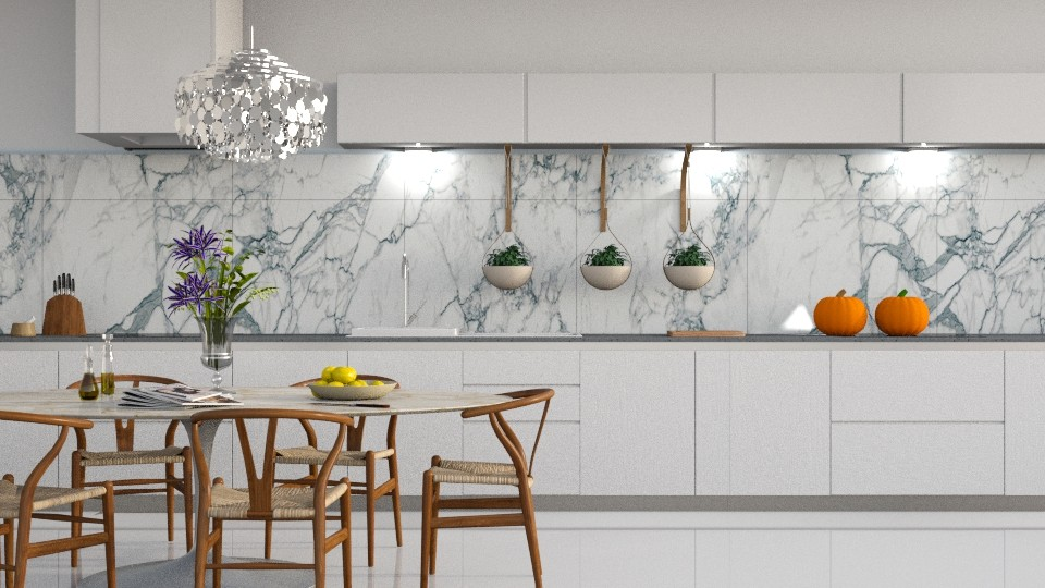 kitchen white - by eide10e10e10