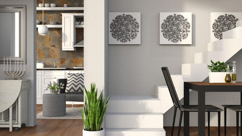 Classy - Modern - Dining room - by XiraFizade