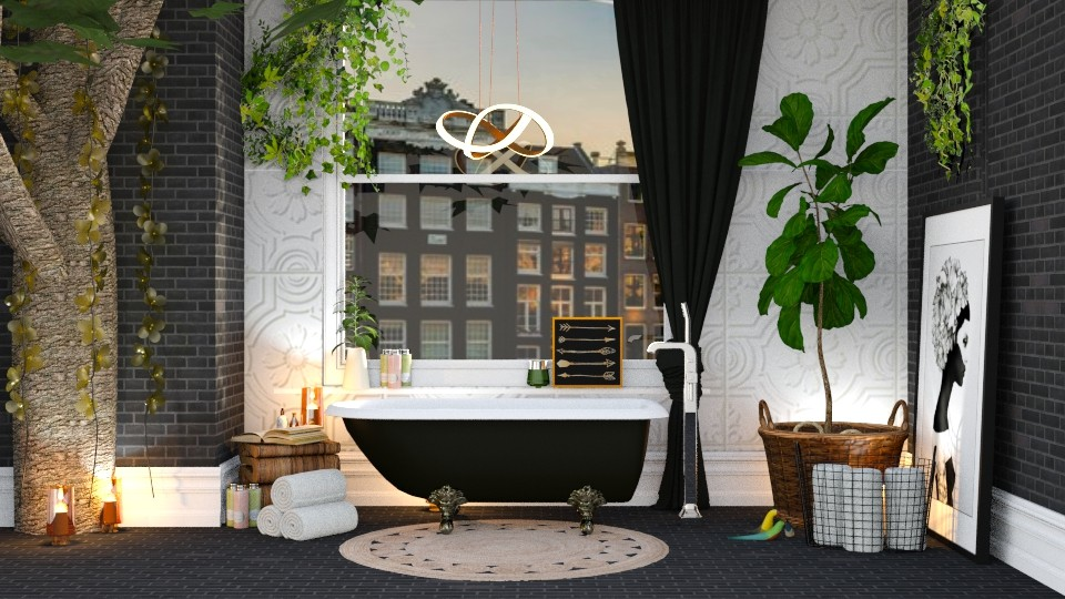 living bathroom - Bathroom - by _Miss_0_