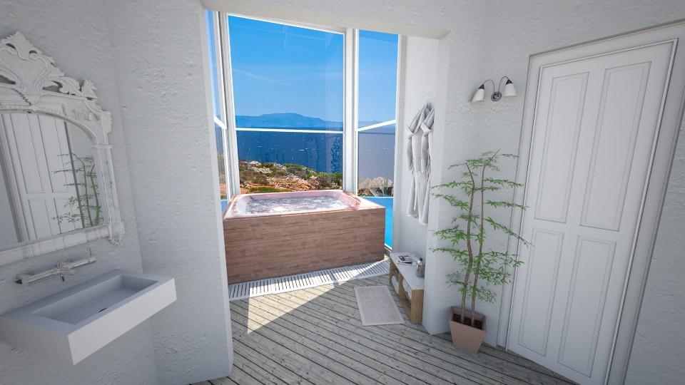 luxury bathroom - Bathroom - by Marlen_Marlen