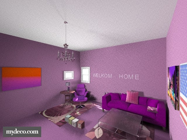 room 02 - Living room - by henneke