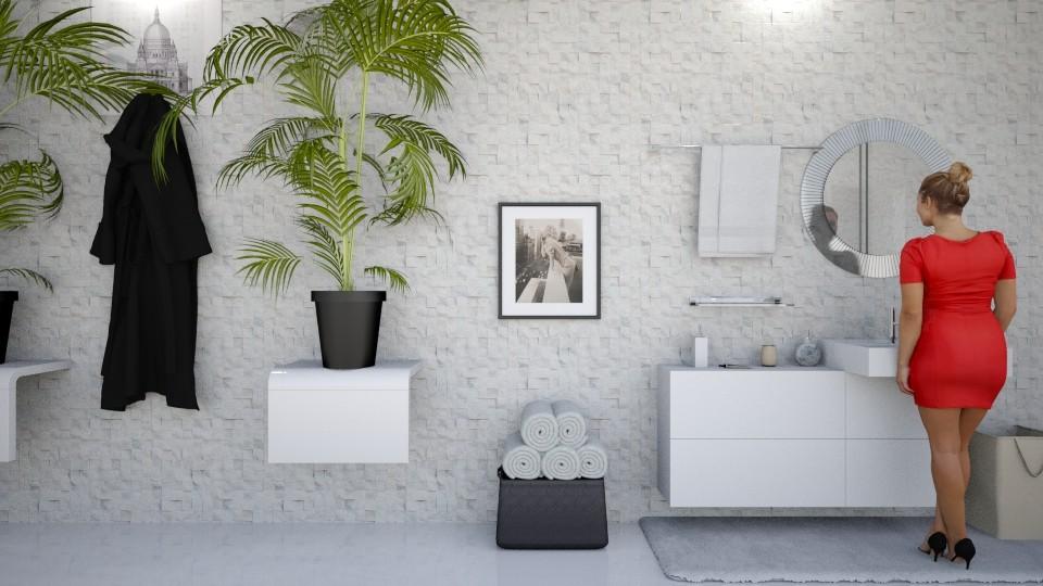 Annie - Bathroom - by BeaaBell