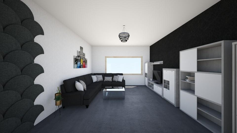 pokoj - Living room - by Saoriyu