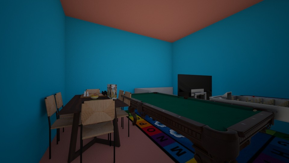 boys room - Kids room - by Maria Jose y alex