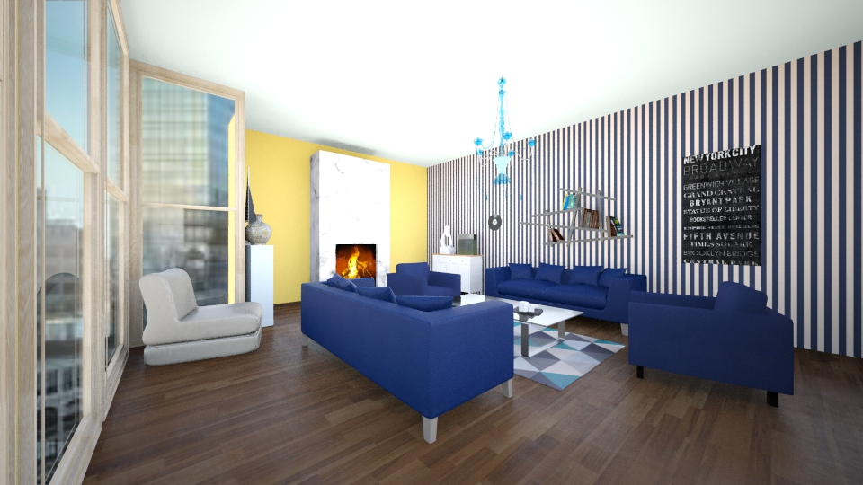livin - Living room - by ivacolakovic