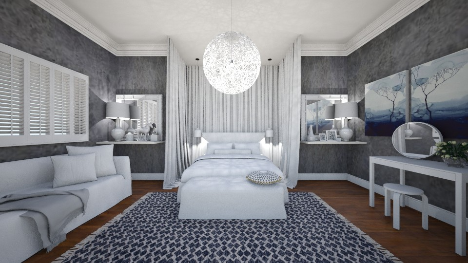 Bedroom Suite - Modern - Bedroom - by camilla_saurus