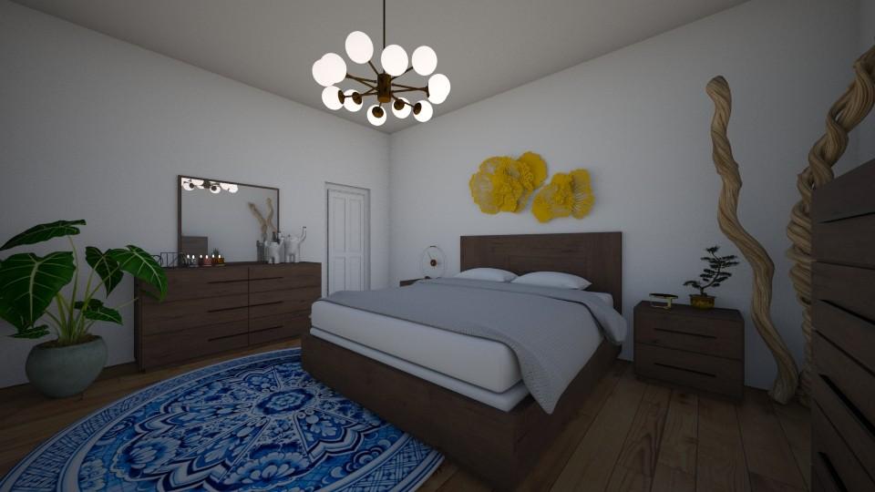 delfsblauw - Bedroom - by Louxx19